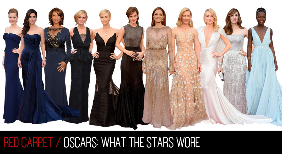 Oscar Red Carpet Fashion