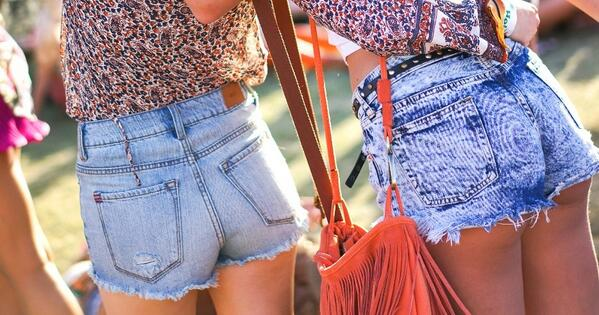 Weekend One: Inside Coachella 2014 Street & Celeb Style