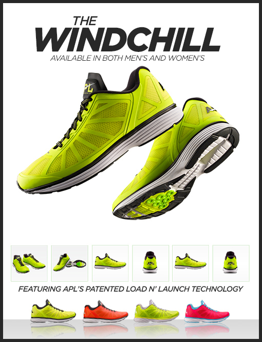 Shoeaholic Obssesion: APL Super Stylish Running Shoes