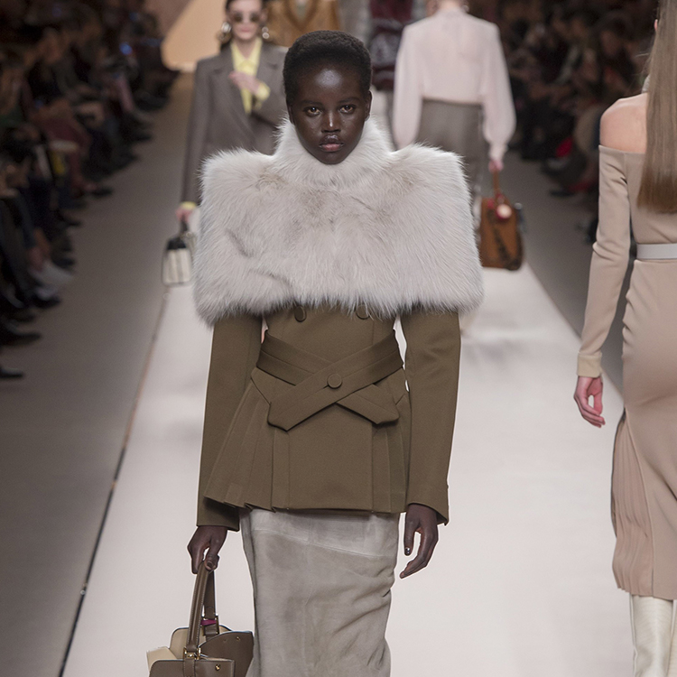 Fendi's Newest Collection Is Our Dream Office Wardrobe