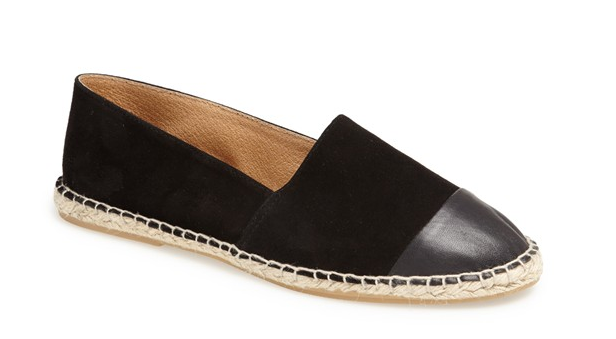 The Espadrille Just Got A Facelift