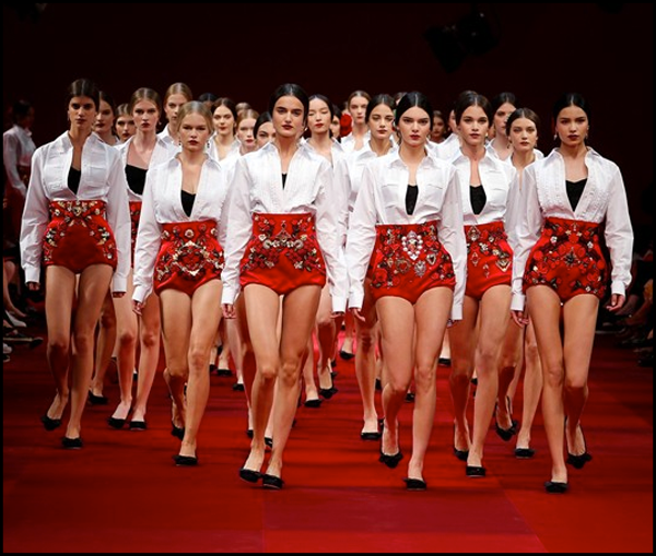 Get It While It Lasts!  Exclusive Access To The Dolce & Gabbana SS15 Trunkshow