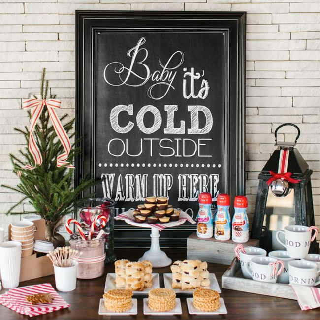 Hosting A Christmas Party This Year? We've Got You Covered.