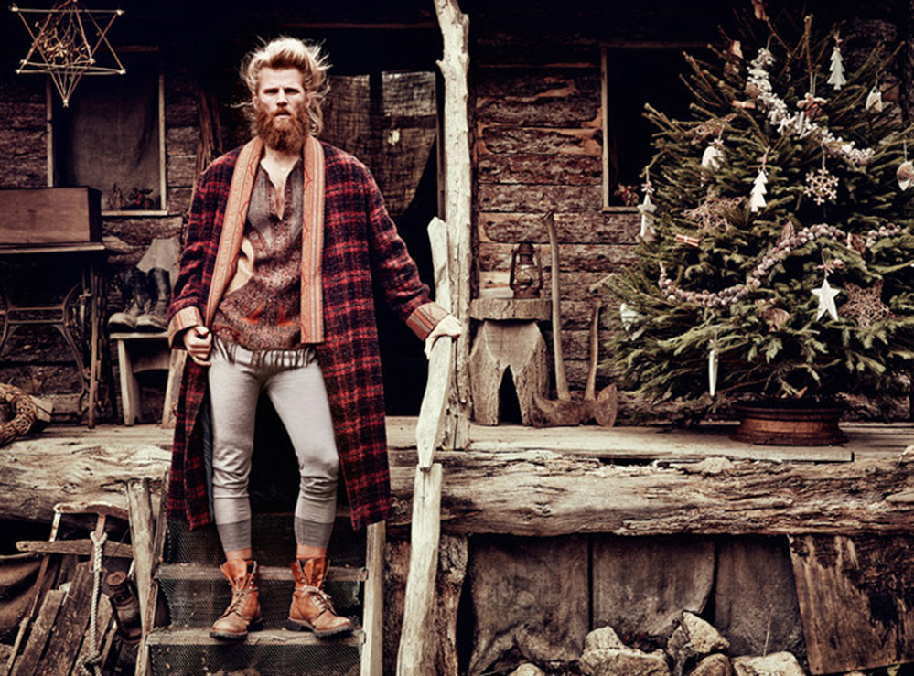 Attention Ladies. 2015 Is The Year Of The Lumbersexual