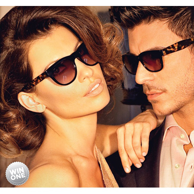 Amazing Holiday Giveaway: Sama $425 Marlowe Eye Couture Sunglasses