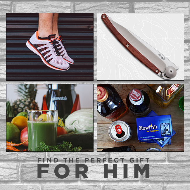Huckberry's Last Minute Valentine's Gift Ideas For Your Man