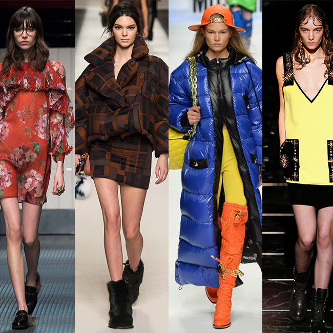 #MFW: Gucci's Shocking Shift To Fendi's Fab Furs, Bling and Much More