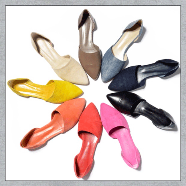 Flats Friday: D'Orsay Flats Are Still The Classic!