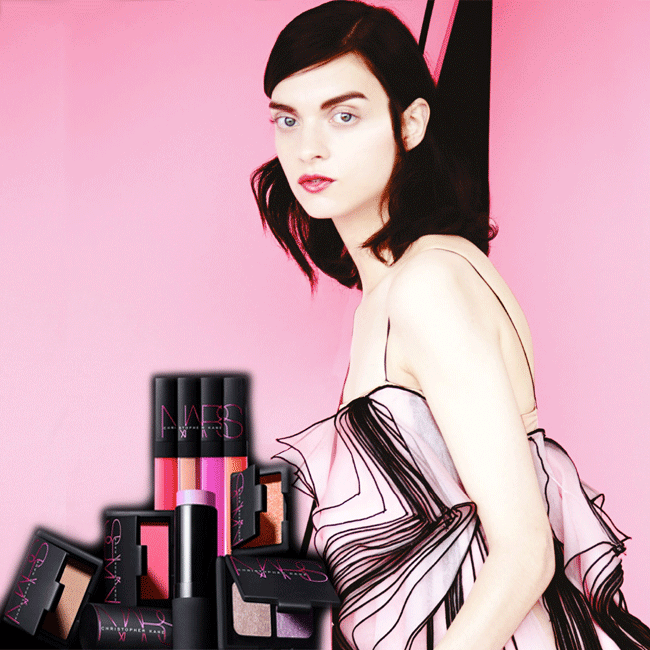 Beauty Fix: Neon Is The New Neutral NARS x Christopher Kane Collab Is Finally (!) Here