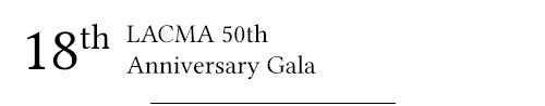 lacma celebrates its 50th
