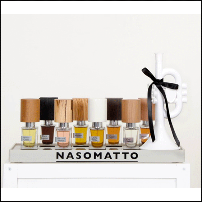 Nasomatto: Smell Like Yourself, Nobody Else!