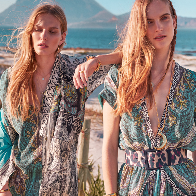 Exclusive: The Etro Capsule Collection For Net-A-Porter