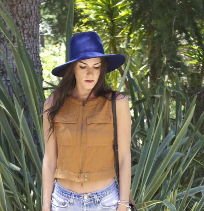 Outfit Of The Day: An Amber Afternoon