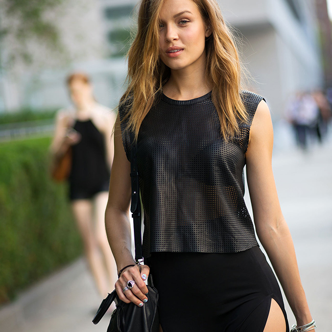 Wear Black In Summer? Hell, Yes