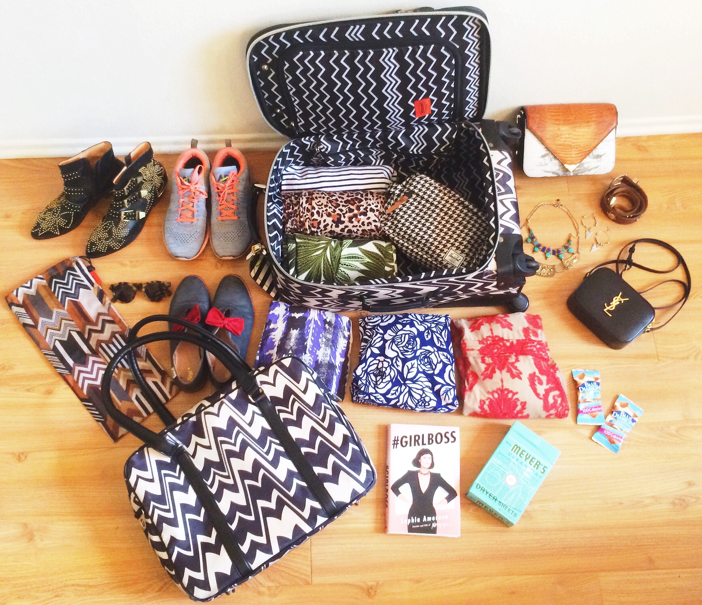 How To: Lessen The Travel Stress