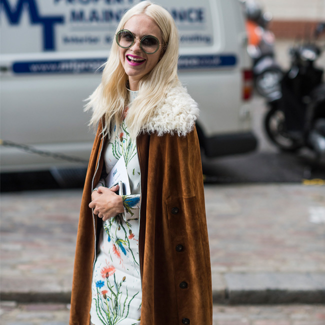London Fashion Week Street Style Round Up