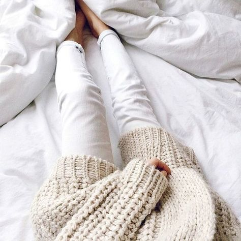 How to Look Chic Wearing White in Winter