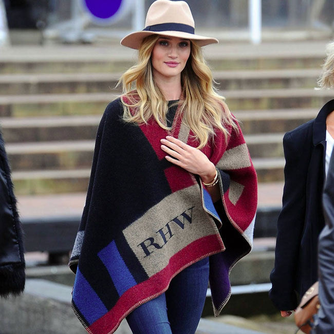 Ponchos, Capes, and Hats…Oh My!