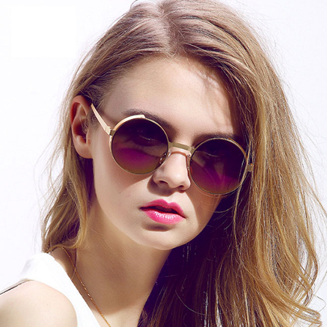 Trending: Round is the New Square, For Sunglasses That Is…