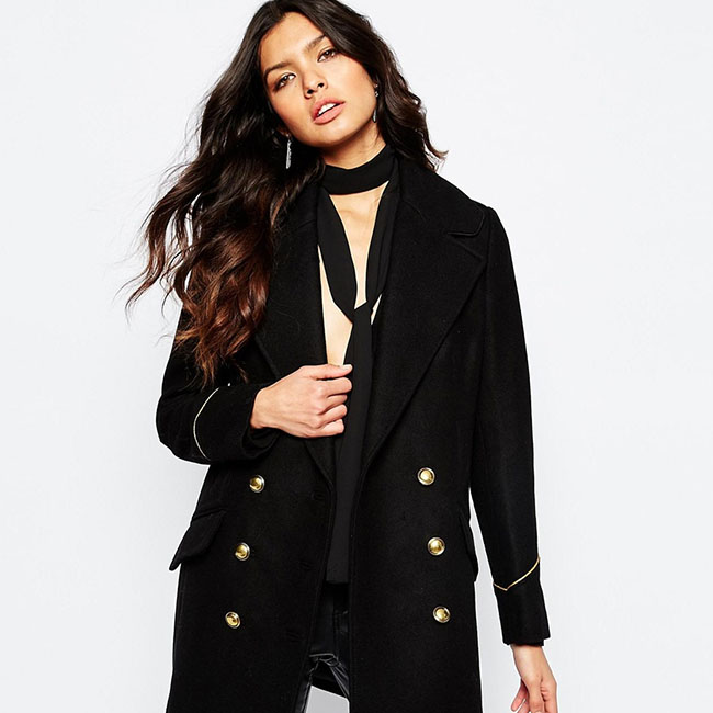 Double Down With Double Breasted Coats This Season