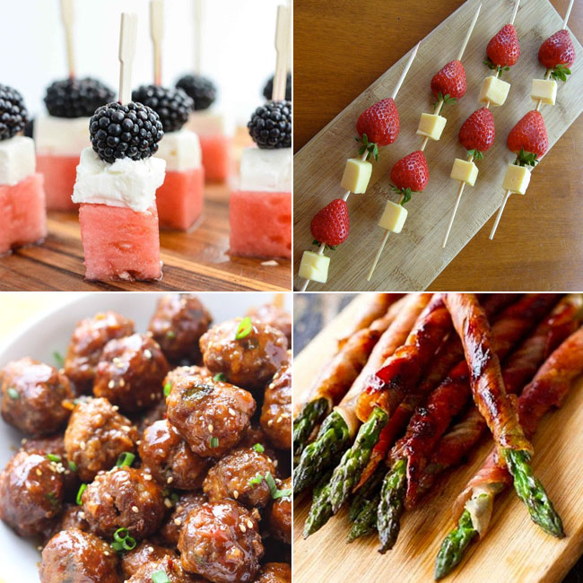 4 Easy Appetizers That Won't Slow You Down This Holiday Season!