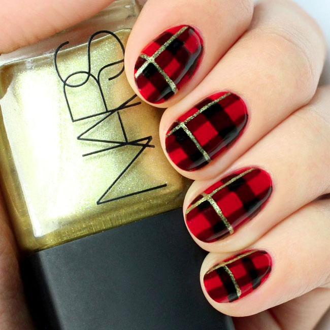 30 Ways to Dress Up Your Nails This Winter