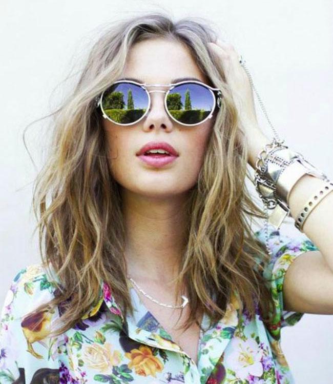roundsunnies 2 - Океан в волосах: beach waves hairstyle