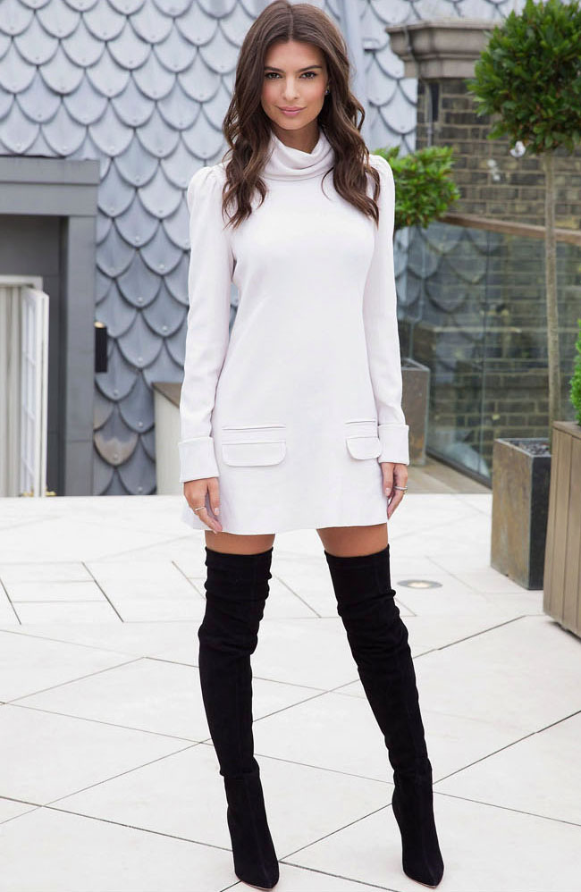 Sexy Women In Thigh High Boots - Yu Boots