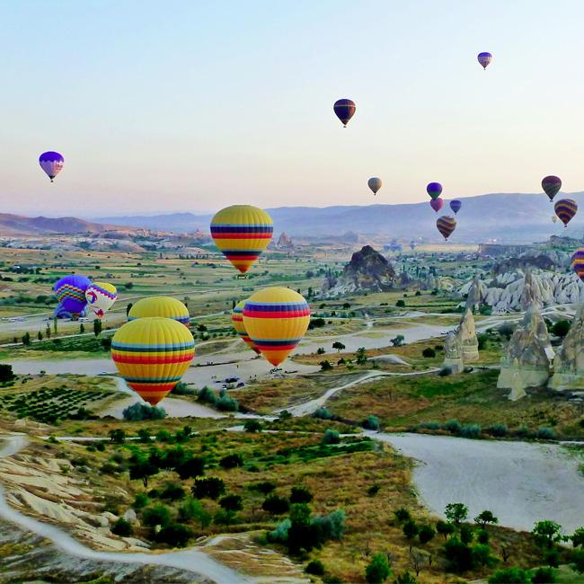 Our Top 4 Dream Travel Destinations for 2016