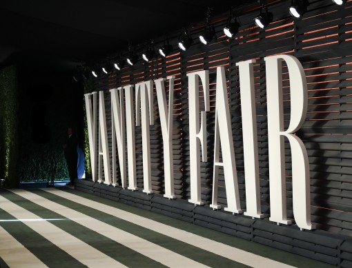 VANITY FAIR OSCAR PARTY: 2016