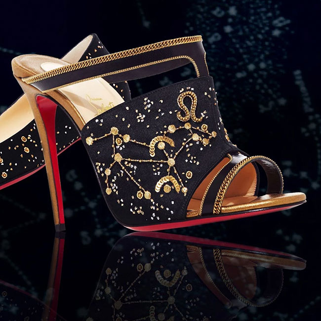 The Very, Very Exclusive Zodiac Collection By Christian Louboutin