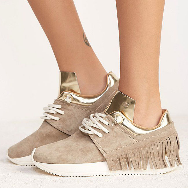 Fringe Sneakers Are On The Rise For SS'16