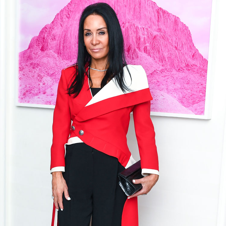 Naomi Campbell, Demi Moore, And Jamie Tisch (And Me) Celebrate Eric Buterbaugh's Fragrance Brand