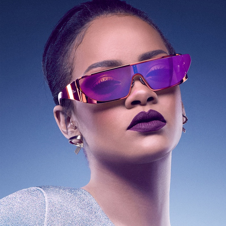 "Trending: Rihanna And Dior Collab On ""Star Trek"" Inspired Sunglass Line"