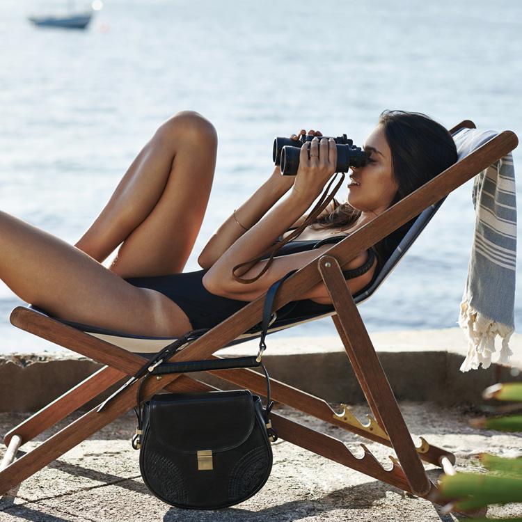 SANCIA: The Handbag Made For Summer Adventures
