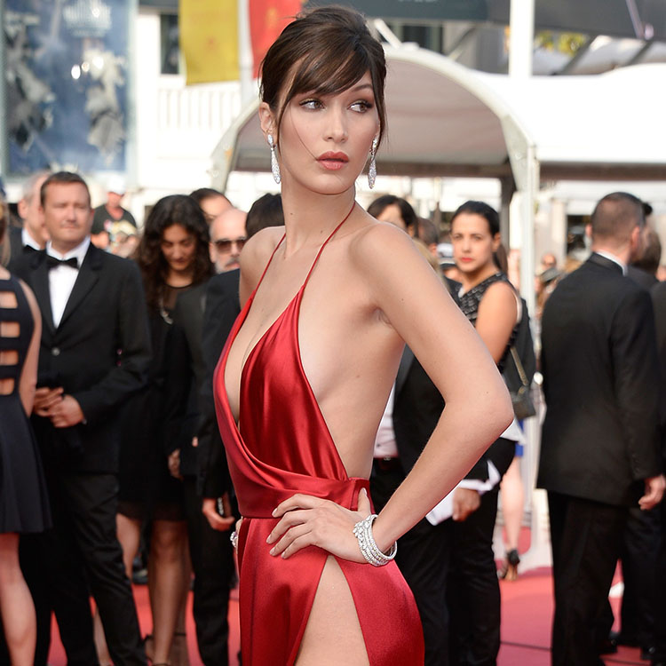Alexandre Vauthier's Red Hot Red Carpet Babes