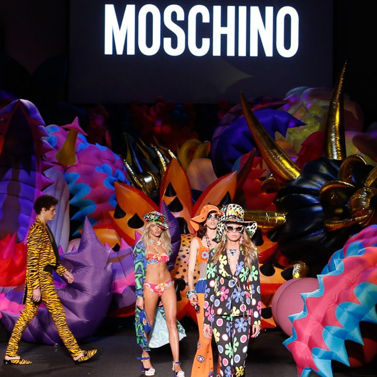 Flower Power: My Night With Moschino x MADE Fashion Week L.A.