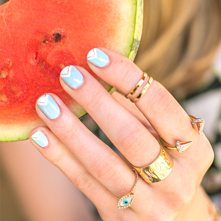 Chic Summer Nails We're Loving!