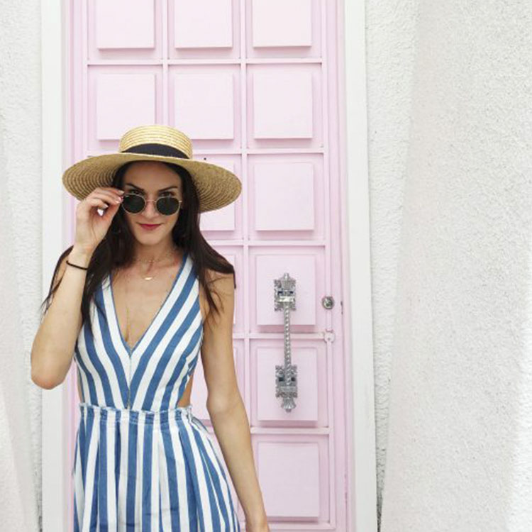 Bold Brights & Stripes For Summer