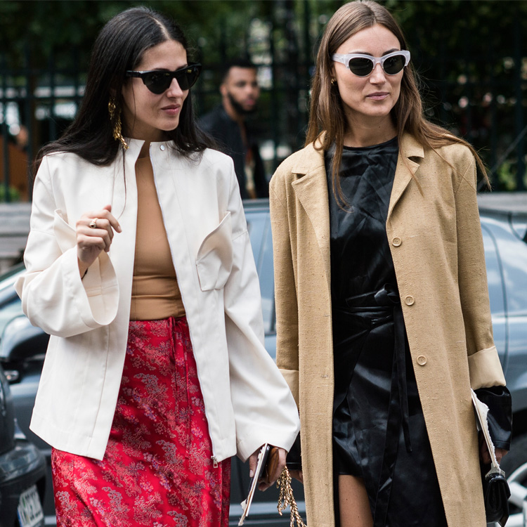 Style Stalking: What We're Spotting on the Streets of Paris