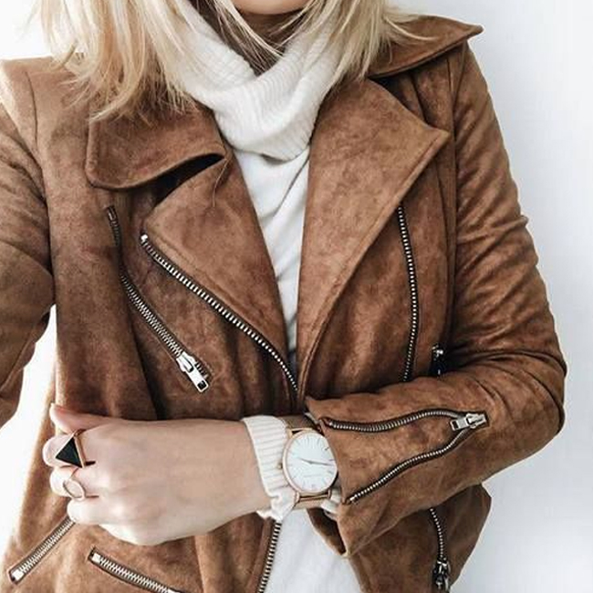 10 Must-Have Jackets To Ease You Into Fall