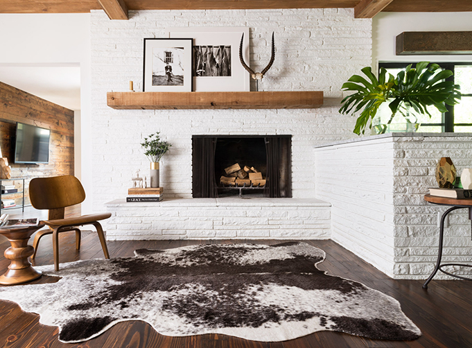 Get Cozy With These Cowhide Rugs For Fall