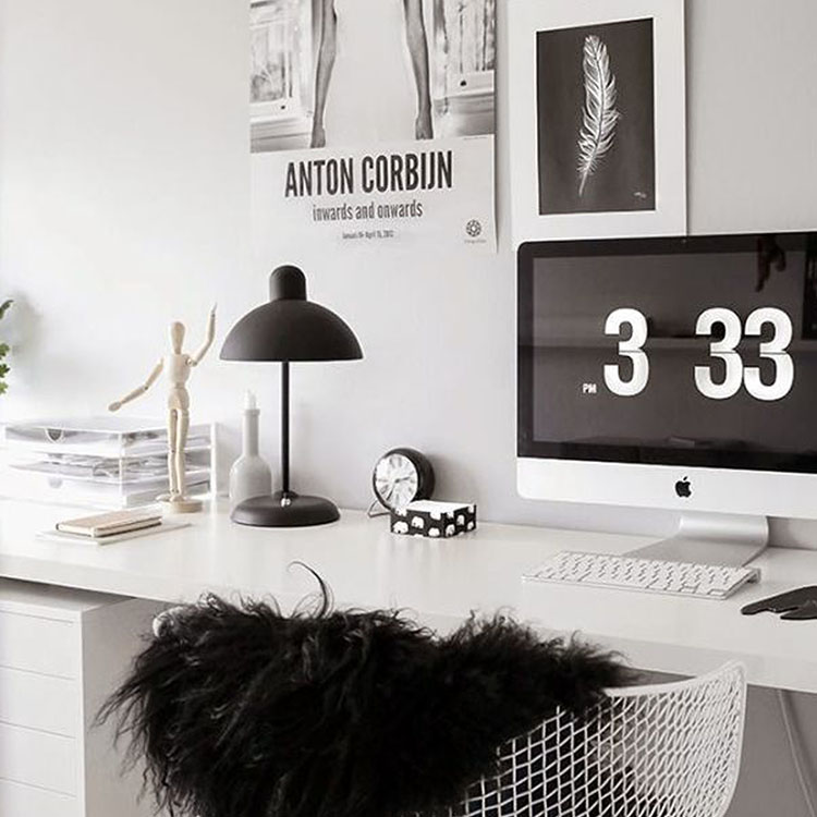 How To: Spruce Up Your Office In The New Year