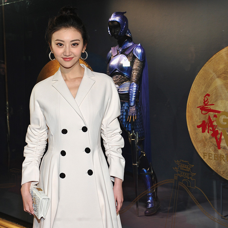 Celebrating 'The Great Wall' With Saks Fifth Avenue and Jing Tian