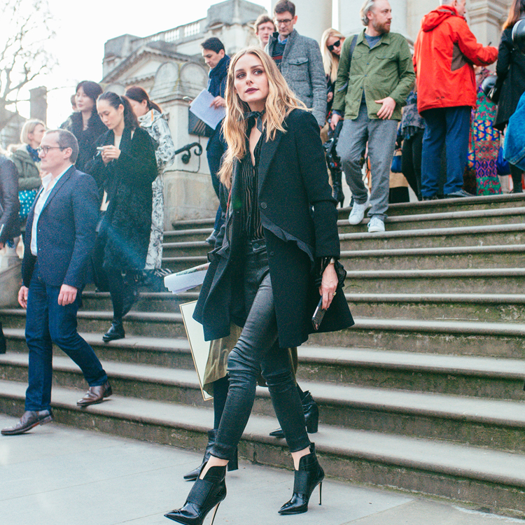 FIVE #LFW STREET STYLE TRENDS