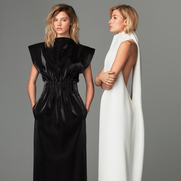 #FW Street Style Inspo: Black 'N White Goodness!