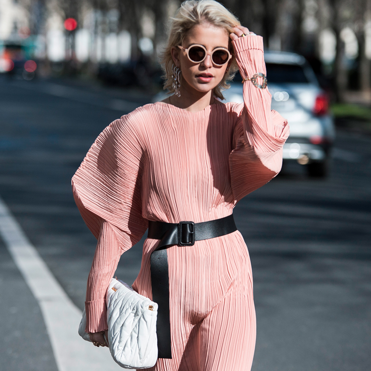 Lust-Worthy #PFW Street Style Trends