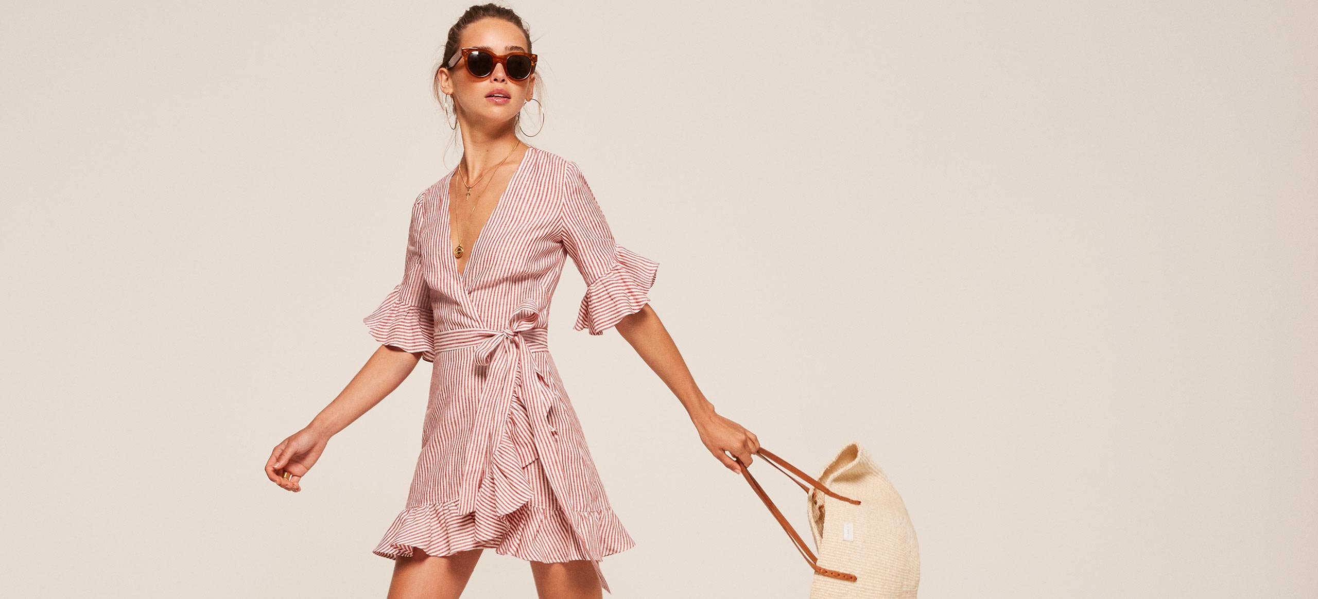 "The ""It"" Dress Of The Summer? It's A Wrap"