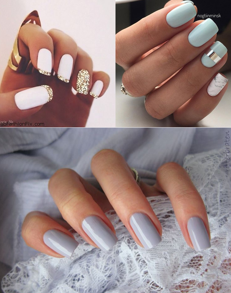 Nail Trends 2018 Long: The Best Summer Nail Trends