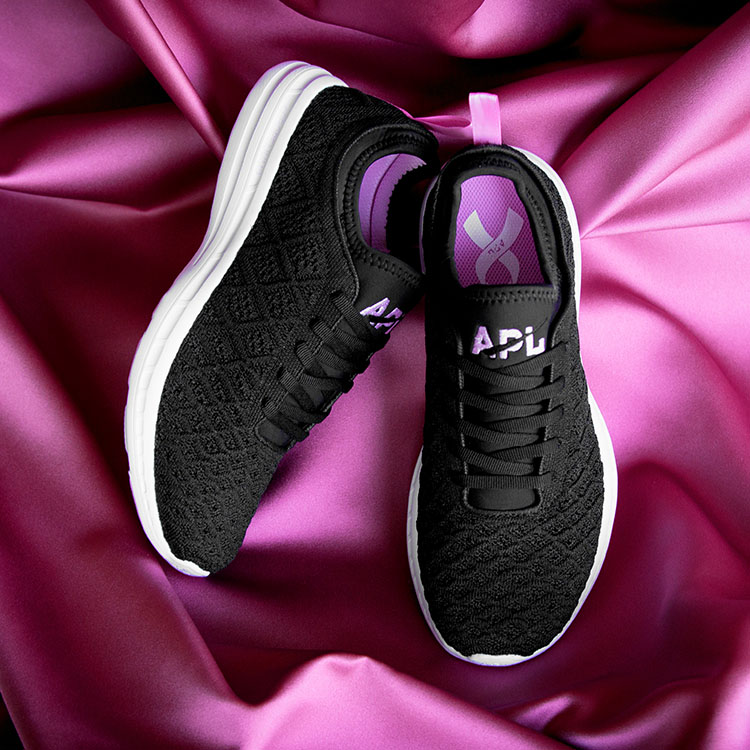 APL Supports Breast Cancer Awareness With Limited Edition TechLoom Phantom